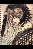 fine lady by NanFe