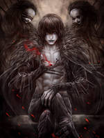 Grimr the Black by NanFe