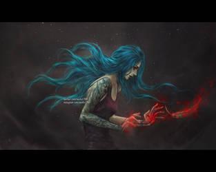 Daughter of Smoke and Bone by NanFe