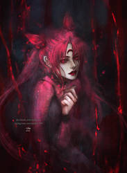 Dark Lady by NanFe