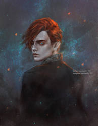 are you calm, Kell? by NanFe