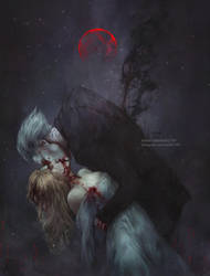 This Bloody Kiss by NanFe