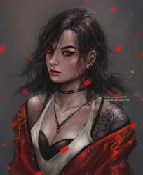 Mulan by NanFe
