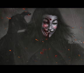 beneath this mask by NanFe