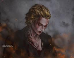 Jace Wayland by NanFe