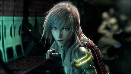 FF XIII: Lightning 2 by MJMorgan