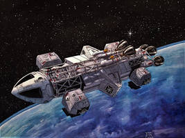 Space: 1999 Eagle by JTRIII
