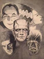 Monsters by JTRIII