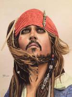 Capt Jack Sparrow 2 by JTRIII