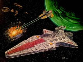 Clone Wars by JTRIII