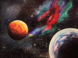 Planetscape by JTRIII