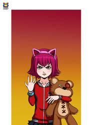 SKT Annie by Kyoffie12