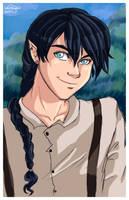 Keylan the Fairy Prince by irishgirl982
