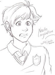 Neville Longbottom by irishgirl982