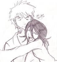 Happy Rukia by irishgirl982