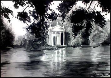 Villa Borghese by 0palesque