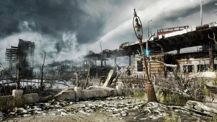 Broken City by Indianatox
