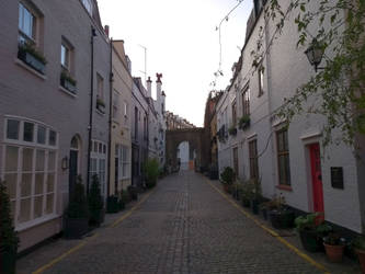 London Mews houses #2 by rkibria