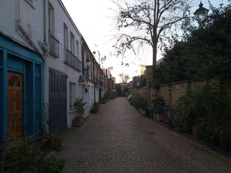 London Mews houses #6 by rkibria