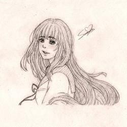 Uchiage Hanabi by SousouKg