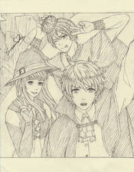 HAPPY HALLOWEEN!! (Noragami) by SousouKg