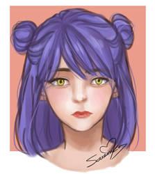 Totally Random Girl by SousouKg
