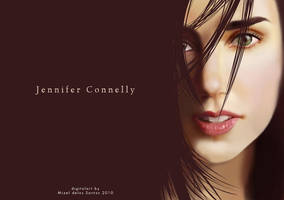 Jennifer Connelly by neocatastrophic