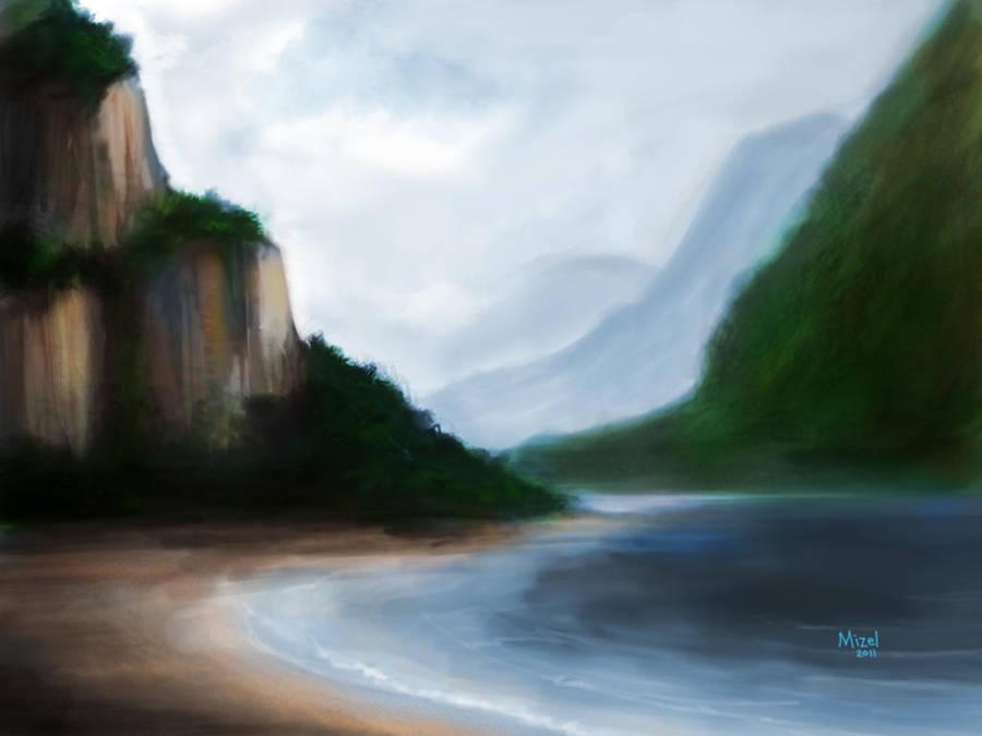 Landscape Practice by neocatastrophic