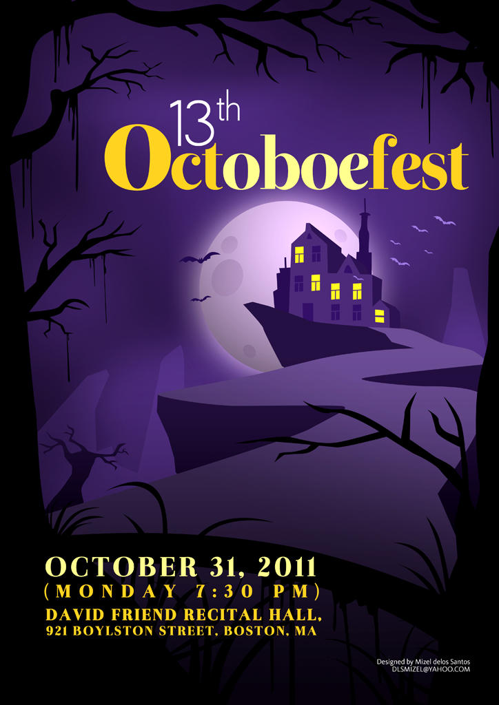 13th Octoboefest by neocatastrophic