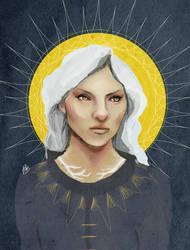 Alina of the Fold by blalua