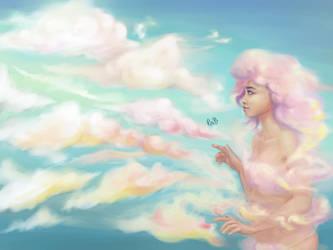 Cloud Painter by blalua