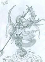 Irix the Selene by lostwolfen