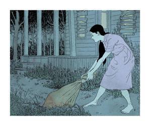 Clean Up by Robertwarrenharrison