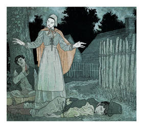 'Twas no Witch... by Robertwarrenharrison
