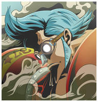Franky Chap647 color by Choparini