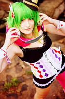 Vocaloid - Killer Lady by acophoto