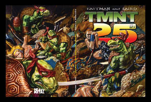 Liberatore TMNT by Kevineastman