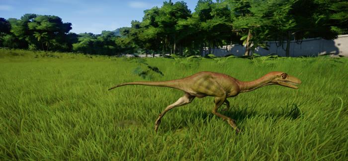 Jurassic World Evolution - Troodon by KanshinX3