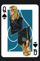 Clarke Griffin Card by alternativejunkie