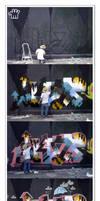 Graffiti XXXIII by moonstomp
