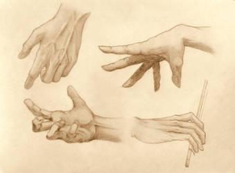 Hands practise 5. by Kiara2909