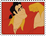 Gaston's Stamp by RalphAguilar462