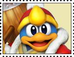 King Dedede's Stamp by RalphAguilar462
