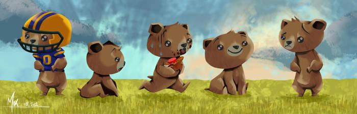 Little Bear by MaxHwang