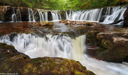 Horse Shoe Falls by Pistolpete2007