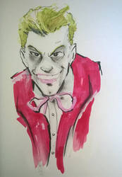 Joker sketch by smygba