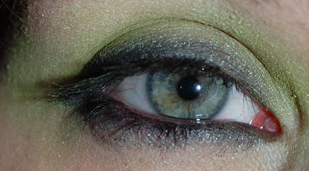 Eye Stock 27 by LovelyBStock