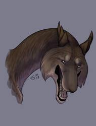 Dragon Bust 3 by Supaslim