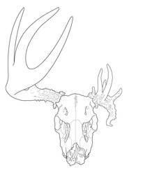 Antler Deformity by Supaslim