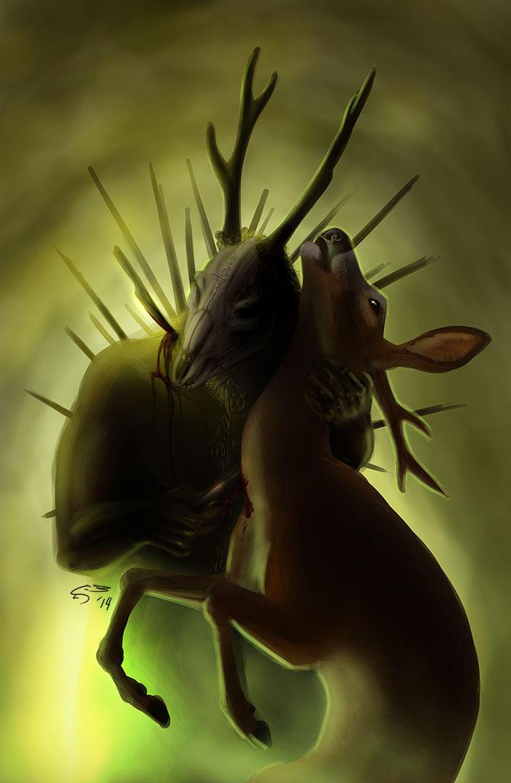 death begets by Supaslim